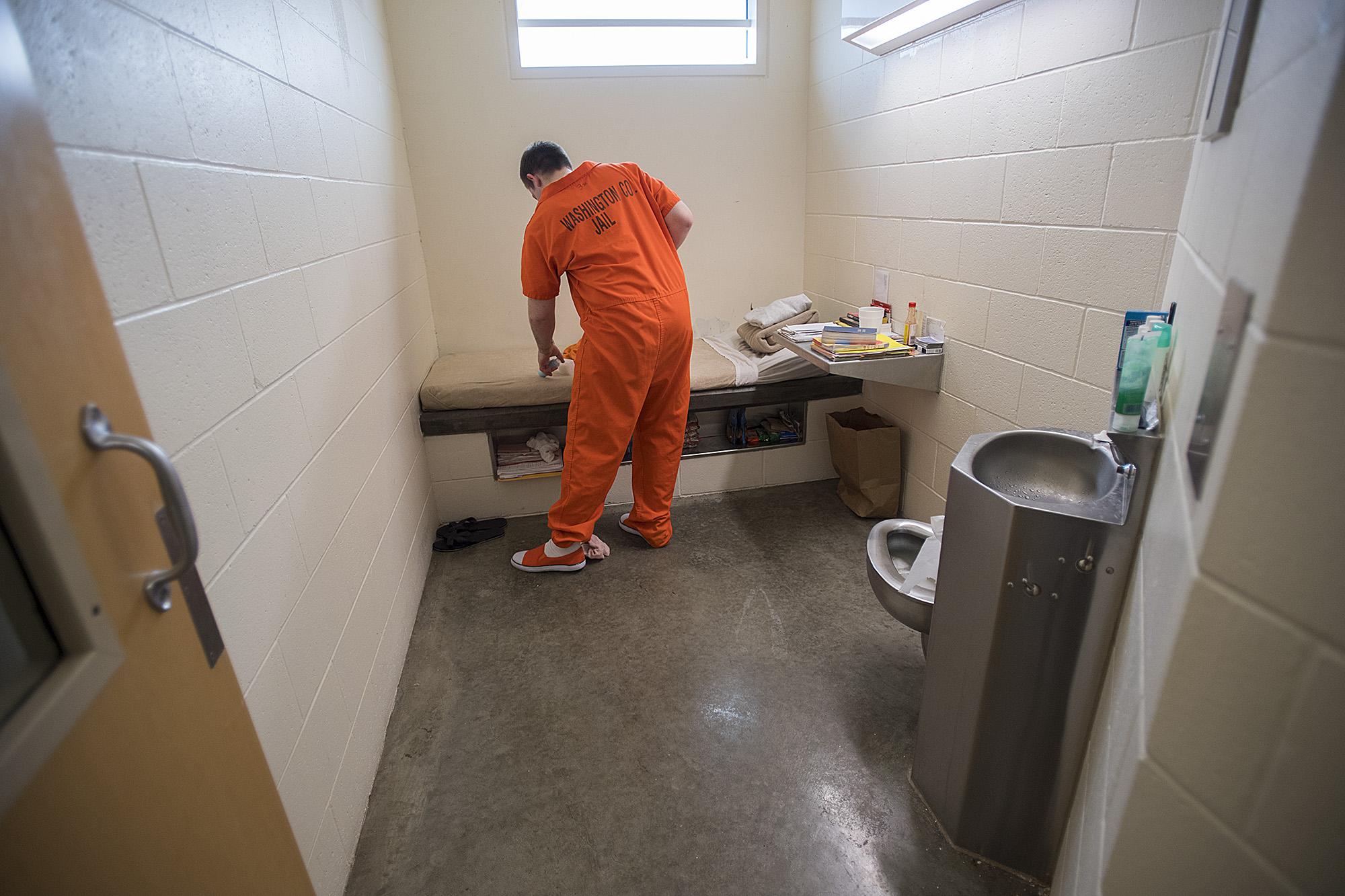 A model of a modern jail — A look at Washington County