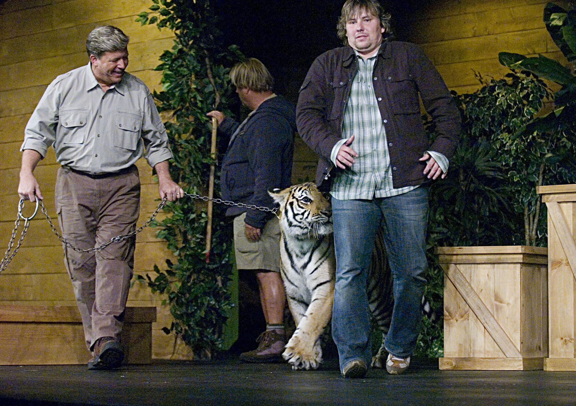 Part 3: 'Can't have two tigers on the hill' « Special Projects